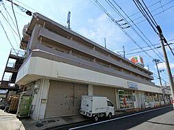 バーンフリート総持寺[3階]の外観