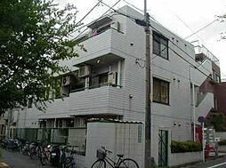 東京都豊島区千早2丁目の賃貸マンションの外観