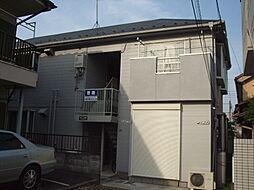 埼玉県さいたま市中央区本町東4丁目の賃貸アパートの外観
