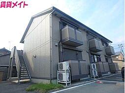 マルカート松阪[1階]の外観
