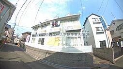 フローラ若草[2階]の外観