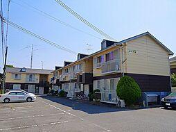 奈良県奈良市東九条町の賃貸アパートの外観
