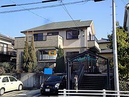 [テラスハウス] 愛知県名古屋市名東区社が丘3丁目 の賃貸【愛知県 / 名古屋市名東区】の外観