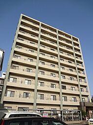千葉県千葉市美浜区高洲4丁目の賃貸マンションの外観