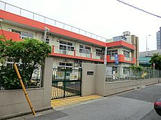 熊野前保育園まで徒歩7分(560m)