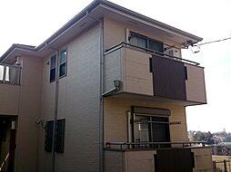 神奈川県横浜市鶴見区駒岡3丁目の賃貸アパートの外観
