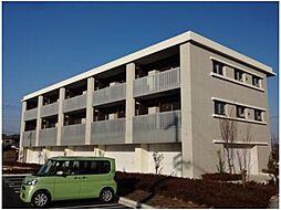 兵庫県三田市南が丘1丁目の賃貸マンションの外観