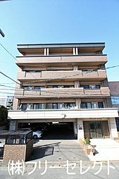 福岡県福岡市博多区山王2丁目の賃貸マンションの外観