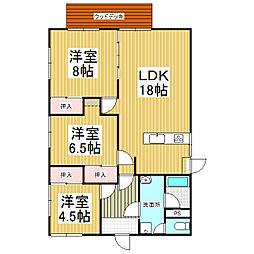 [一戸建] 長野県東御市和 の賃貸【/】の間取り