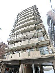 北海道札幌市北区北十五条西1丁目の賃貸マンションの外観