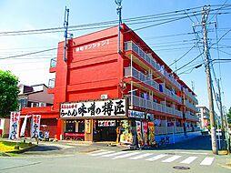 寿町マンション[4階]の外観
