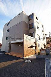 神奈川県藤沢市辻堂元町3丁目の賃貸マンションの外観