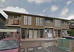 埼玉県さいたま市南区広ケ谷戸の賃貸アパートの外観
