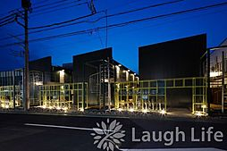 埼玉県鶴ヶ島市大字鶴ヶ丘の賃貸アパートの外観