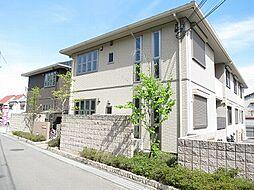 大阪府河内長野市西之山町の賃貸アパートの外観