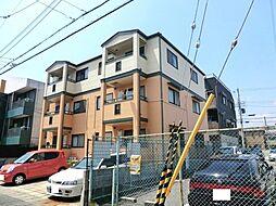 兵庫県西宮市田代町の賃貸アパートの外観