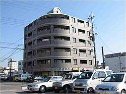 兵庫県高砂市神爪1丁目の賃貸マンションの外観