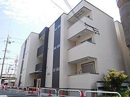 大阪府守口市大日東町の賃貸アパートの外観