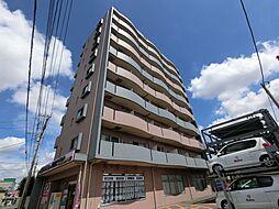 千葉県四街道市四街道3丁目の賃貸マンションの外観
