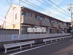 タウン勝川橋[2階]の外観