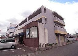福岡県北九州市小倉南区田原新町2丁目の賃貸マンションの外観