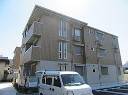 大阪府八尾市恩智中町1丁目の賃貸アパートの外観