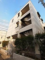 東京都大田区南千束1丁目の賃貸マンションの外観