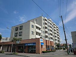 北海道札幌市東区北二十六条東8丁目の賃貸マンションの外観