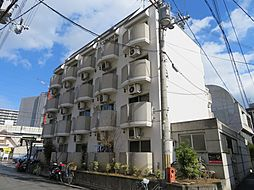 東大阪レジデンス[5階]の外観