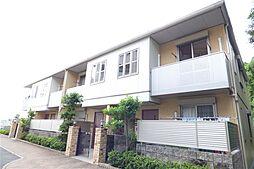 兵庫県神戸市兵庫区滝山町の賃貸アパートの外観