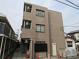 エレガンス霞ヶ関[1階]の外観