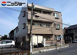 森乃屋コーポ[3階]の外観