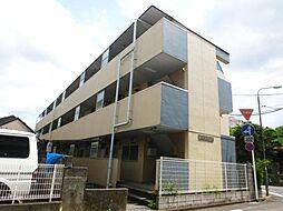 須賀ハイツ[2階]の外観