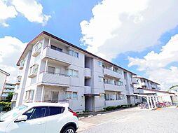 東京都東久留米市小山2丁目の賃貸マンションの外観