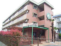 パピーコート[2階]の外観