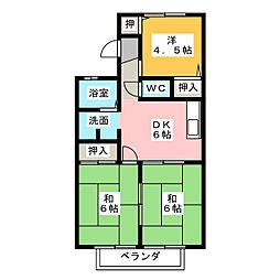 近鉄富田駅 4.5万円