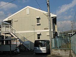 ハイツサンモール[1階]の外観