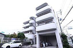 マノワールINO[3階]の外観