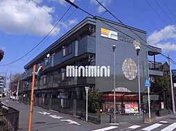 レインボー勝川[1階]の外観