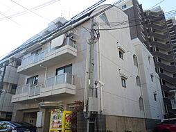 ラクーンドッグ[2階]の外観