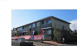 滋賀県大津市木の岡町の賃貸アパートの外観