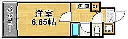 ティモーネ大濠[7階]の間取り