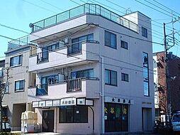 埼玉県春日部市中央8丁目の賃貸マンションの外観