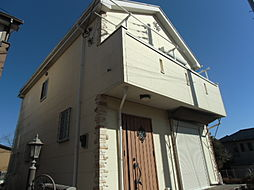 [一戸建] 千葉県市川市国分5丁目 の賃貸【/】の外観