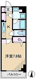 HYs avancer王子神谷(ハイズアヴァンセ王子神谷)[3階]の間取り