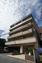 ブランドール山王[4階]の外観