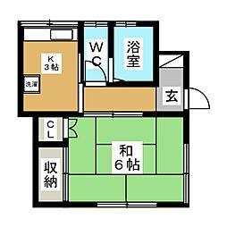 戸越公園駅 5.5万円