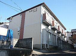 大阪府茨木市沢良宜西3丁目の賃貸アパートの外観