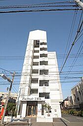 シティハイツ三郎丸[504号室]の外観