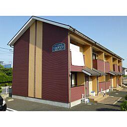 [テラスハウス] 神奈川県小田原市栢山 の賃貸【/】の外観